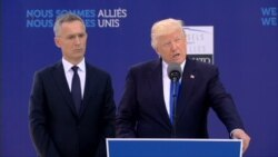 Trump on NATO's Future, Meeting Financial Obligations