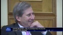 Zyrtari i BE-se ne Kosove