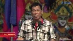 Tổng thống Philippines xin lỗi người Do Thái