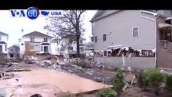 Quốc hội biểu quyết dự luật cứu trợ bão Sandy