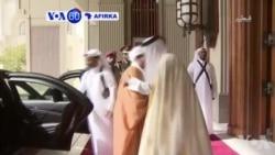 VOA60 Afirka: Shugaban Kasar Sudan Omar Al-Bashir Yana Ziyara A kasar Qatar Don Neman Goyon Baya