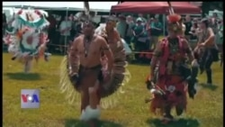 پاؤ واؤ: امریکہ کے مقامی باشندوں کا میلہ