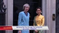 Bà Aung San Suu Kyi sắp thăm Mỹ
