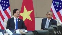 奥巴马首访越南将向中国释放什么信号?