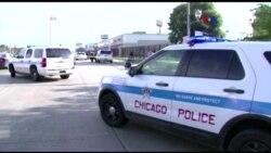 Jóvenes de Chicago marchan por la paz