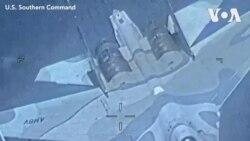 Chiến đấu cơ Venezuela 'hung hăng theo dõi' máy bay tình báo Mỹ