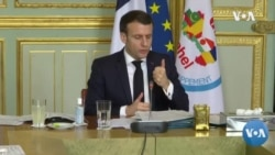 G5 Sahel Nionye Kuntieraw Fransi Emmanuel Macron Ye Laseliw Kai