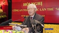 Chủ tịch nước: Bộ Công An phải tuân thủ sự lãnh đạo của Đảng