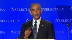 Obama Delivers Keynote Address at SelectUSA Summit