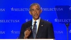 Obama Delivers Keynote Address at SelectUSA Summit