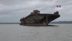 ԱՄՆ-ի առաջին ծովային արգելանոցը պահպանում է՝ ավելի քան 200 խորտակված նավ