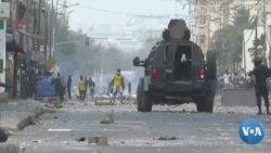 Senegal Jamana bina Gueleyay Konow Fanga Sinamatow Niama Ousmane Sonko ka Mineli kofe