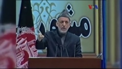 'Karzai Güvenlik Anlaşmasını İmzalamalı'