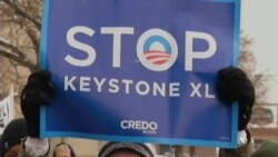 Political Wrangling Heats Up Over Keystone Pipeline