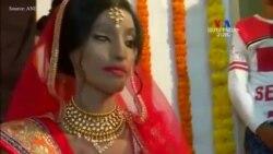 SHORT VIDEO: Թթվային հարձակումից փրկված կինը ամուսնացել է