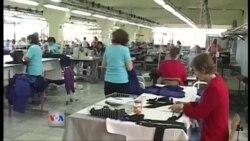Sektori i veshjeve në Shqipëri