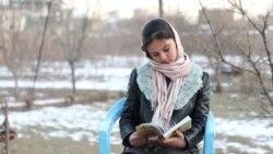 علاقمندی یک کودک به کتابخوانی