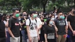 香港將實施禁蒙面法 引發新一輪抗議