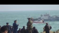Bakıda hərbi helikopter qəzaya uğrayıb