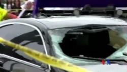 2014-05-25 美國之音視頻新聞: 加州發生槍擊案 7人死
