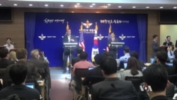 Carter Talks Defense Aid, Not Missile Defense, With Korean Counterpart