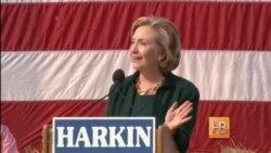 Хиллари Клинтон объявила о вступлении в президентскую гонку