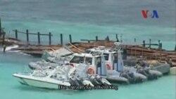 Việt Nam phản đối quan chức Đài Loan thị sát đảo Ba Bình