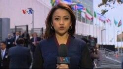 Pidato Presiden Obama dan Presiden SBY di Markas PBB