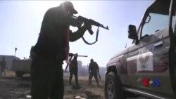 独家战地报道:摩苏尔外围的枪林弹雨