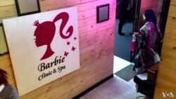 Baghdad's 'Barbie' Clinic Is Thriving Business