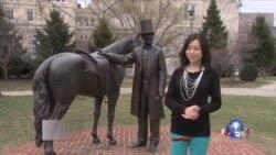 走进美国:走进美国林肯总统小屋