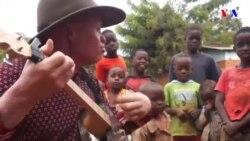 TASKAR VOA: Wani Mawaki Zabaya Dan Kasar Malawi Na Ci Gaba Da Yaki Da Dabi'ar Kyamatar Zabayoyi Da Kuma Camfe-Camfe Akansu