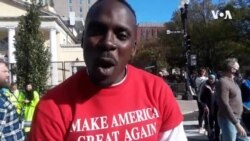 Black Voter Says He Supports Trump, Credits Him for Prison Reform, Social Services