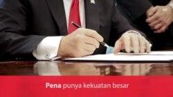 Infografis: Instruksi Presiden