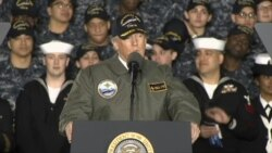 Trump on 'Great Rebuilding' of the American Military