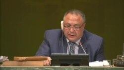 Discours de Raymond Tshibanda lors de l'Assemblée générale des Nations Unies 2015