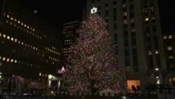 美国万花筒:带您到纽约过圣诞