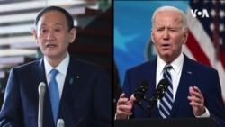 日本首相菅義偉下月將訪問華盛頓