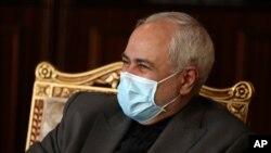 ایران کے وزیر خارجہ جواد ظریف۔ فائل فوٹو