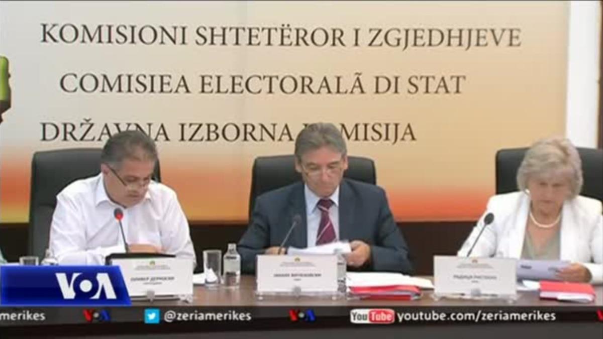 Përgatitjet për referendumin në Maqedoni