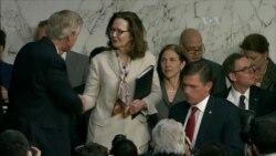Haspel: CIA no volverá a actividades que yo considere inmorales