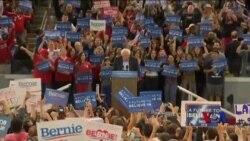 民主党担忧克林顿桑德斯之争损害党内团结