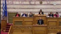 یونانی ها قاطعانه شرایط وام اتحادیه اروپا را رد کردند، وزیر دارایی یونان استعفا داد
