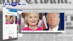 """Đảng Cộng hòa đạt đến """"mức độ hoảng loạn mới"""" về ông Trump (VOA60)"""
