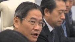 中日副外长举行钓鱼岛问题谈判