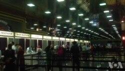 'اسنا' کنونشن 2015ء، شرکا کا دلچسپی