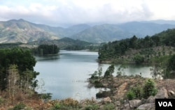 Not frequently discussed is the environmental impact of new golf courses in Vietnam, such as overuse of water, pesticides, threats to natural habitats, as well as the microplastics that golf balls release into the ocean. (Ha Nguyen/VOA)