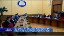 Reforma në drejtësi, nis shqyrtimi i ligjeve të reja, opozita kundërshton