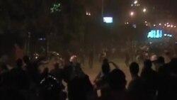 埃及軍隊在總統府外部署坦克