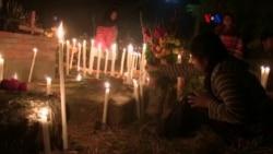 """Latinoamérica conmemora el """"Día de los muertos"""""""